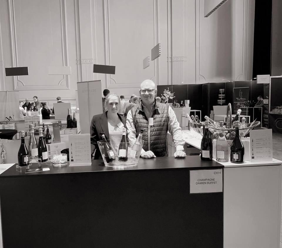 Champagne damien buffet achat champagne direct producteur et visites de cave et vignes guid es - Salon du mariage de bruxelles ...